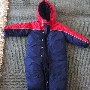 Gap Infant Puffer/Snowsuit
